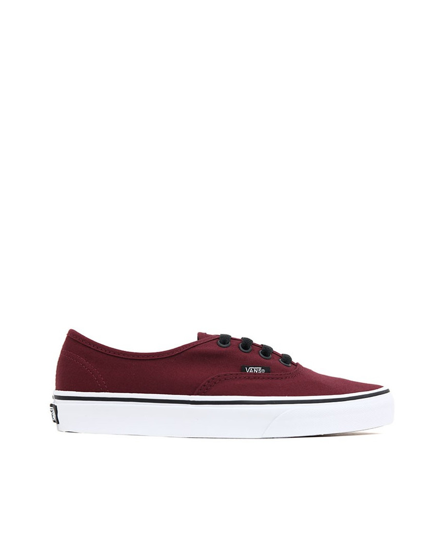 vans authentic burdeos