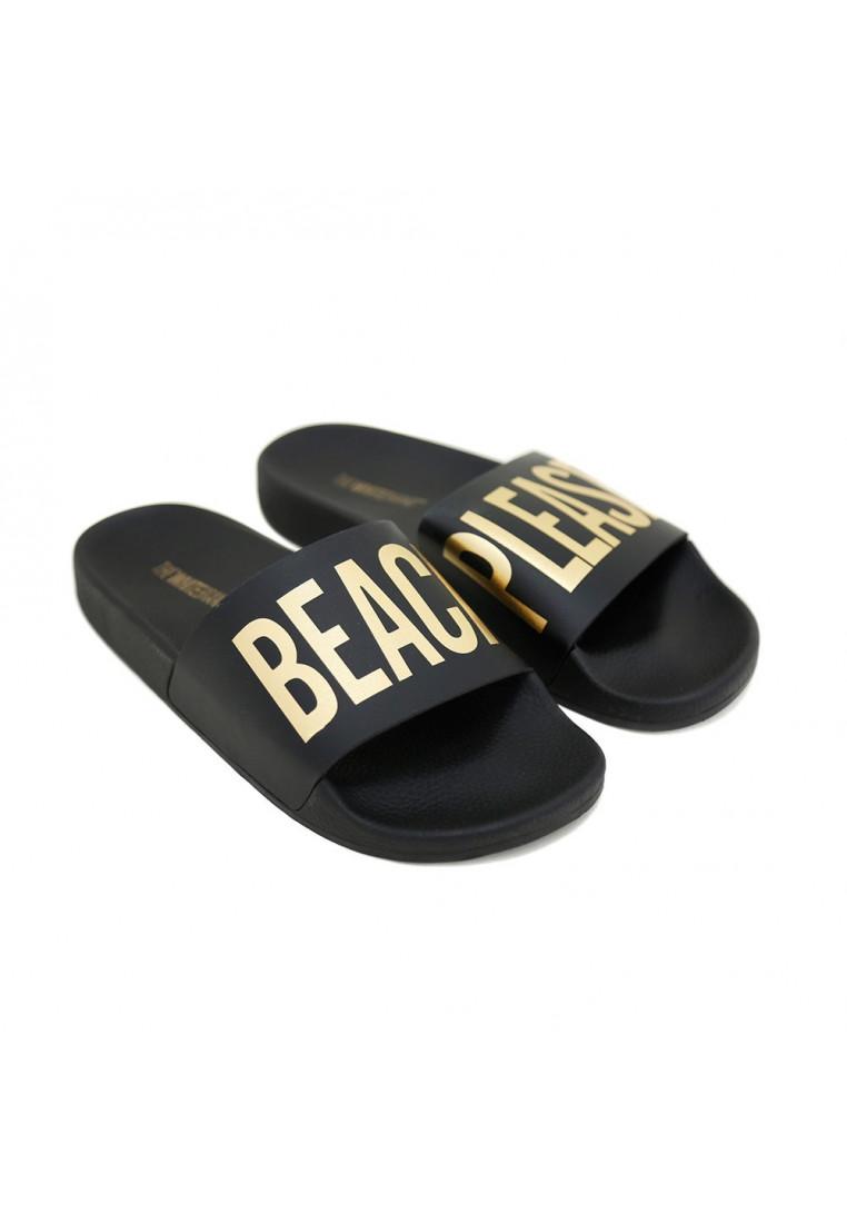 BEACH PLEASE BLACK