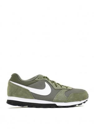 Bigote Teoría establecida Humildad  Deportivas Nike para hombre Md Runner 2 kaki
