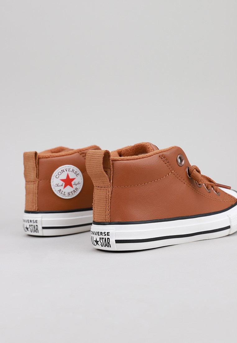 CHUCK TAYLOR ALL STAR STREET RED ROVER -MID