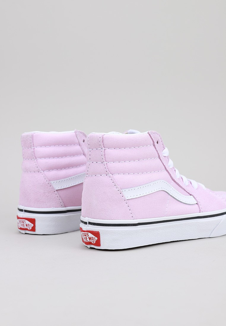 zapatos-para-ninos-vans-rosa