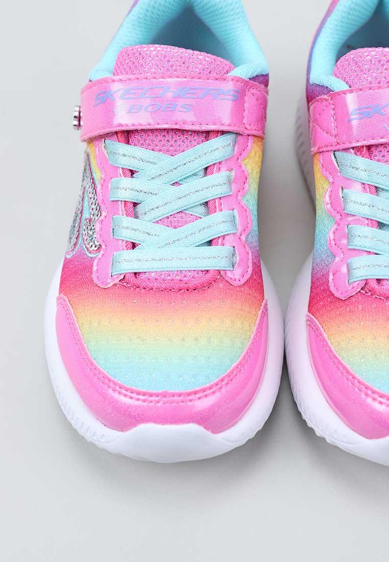 zapatos-para-ninos-skechers-rosa