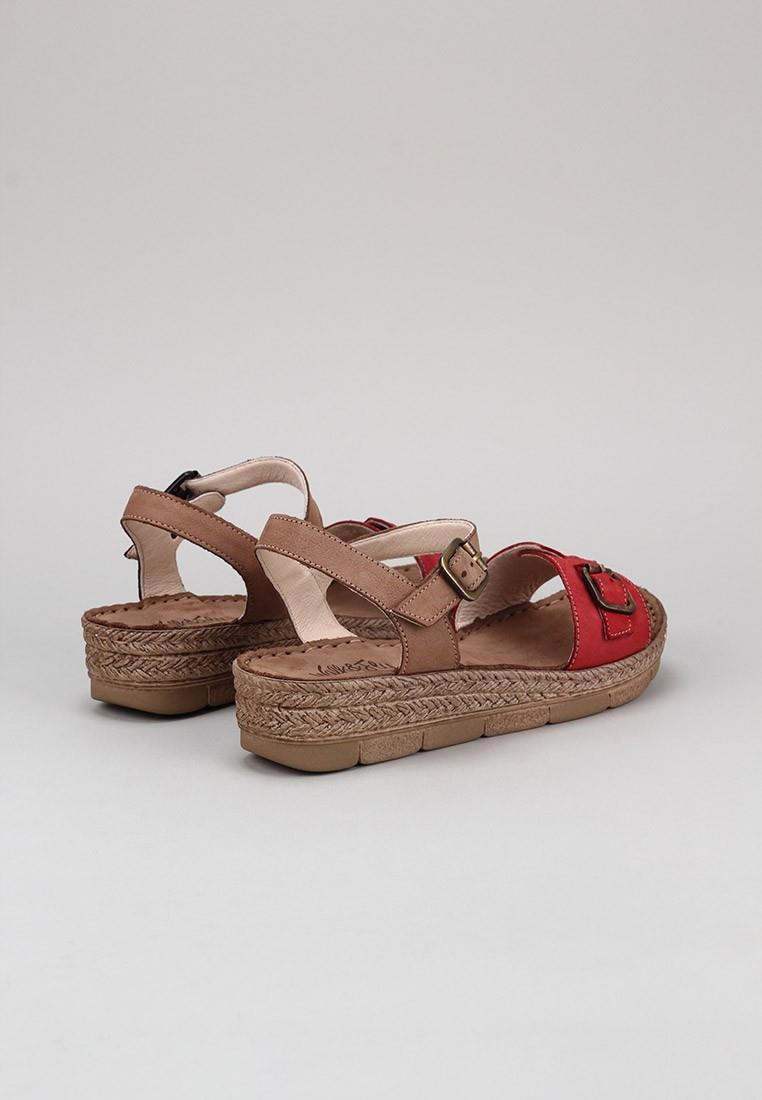 zapatos-de-mujer-walk-&-fly-rojo