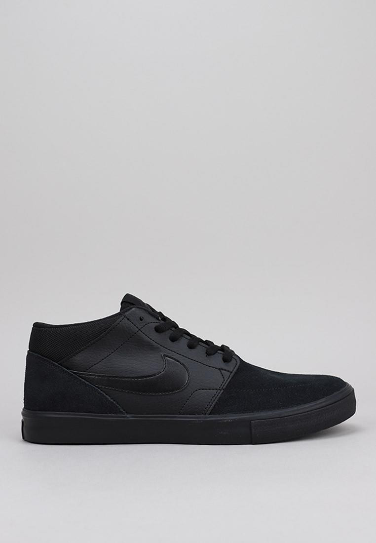 Mens Nike Sb Solasoft Portmore li Mid Skateboarding Shoe
