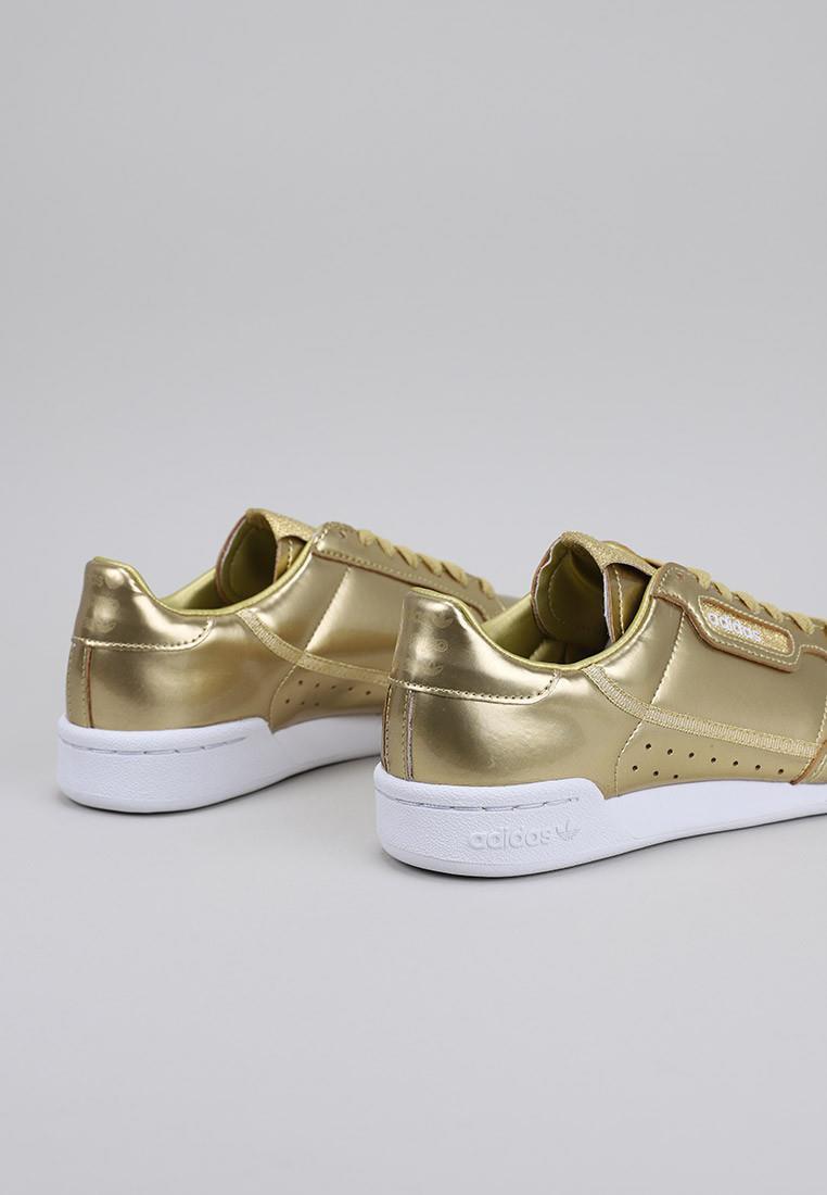 zapatos-de-mujer-adidas-oro
