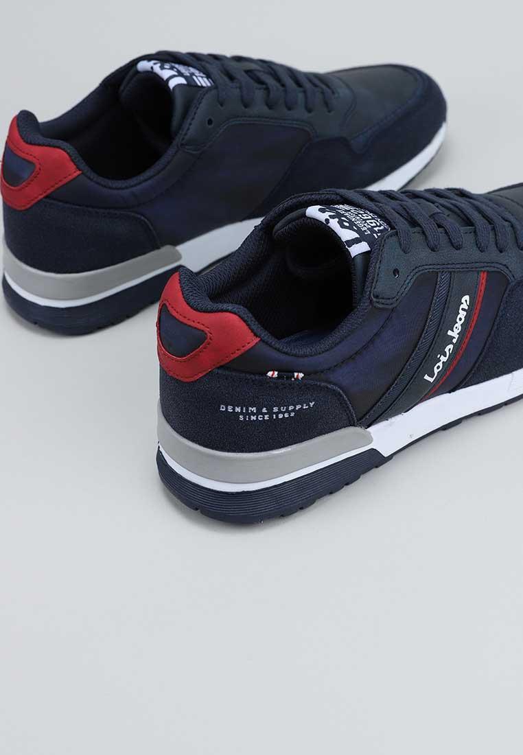 zapatos-hombre-lois-azul marino