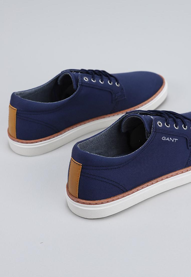 zapatos-hombre-gant-azul marino