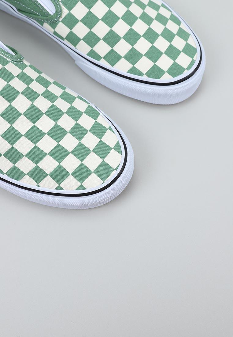 vans-classic-slip-on-verde