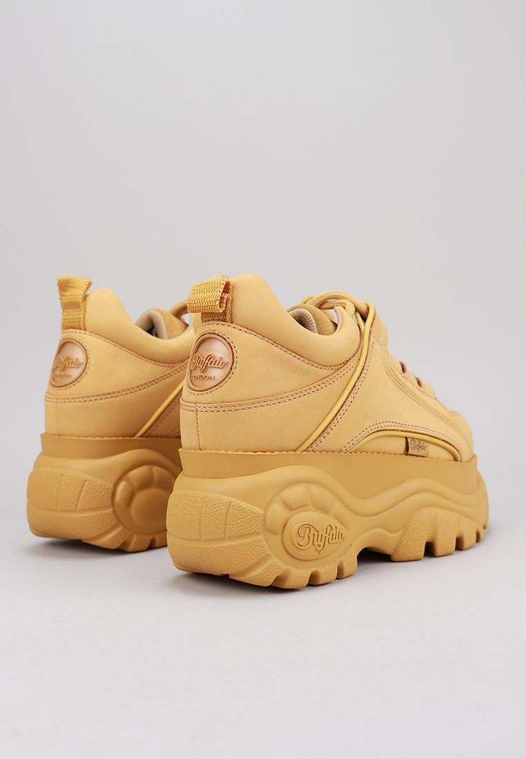 zapatos-de-mujer-buffalo-london-amarillo