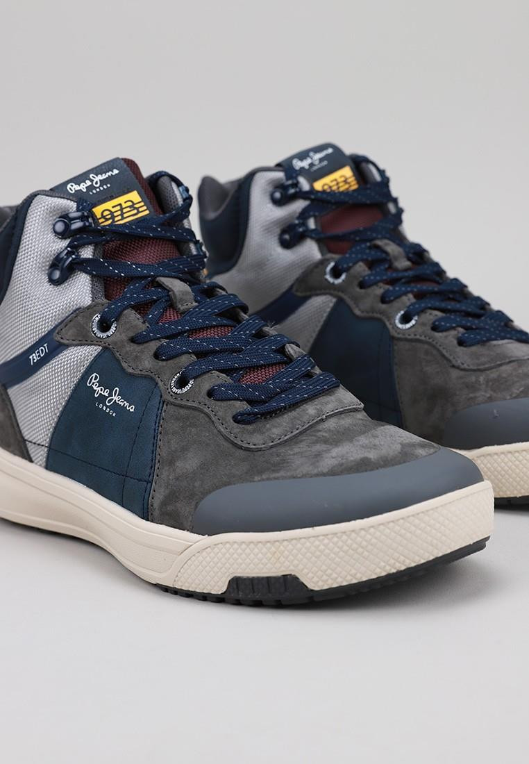 zapatos-hombre-pepe-jeans-gris