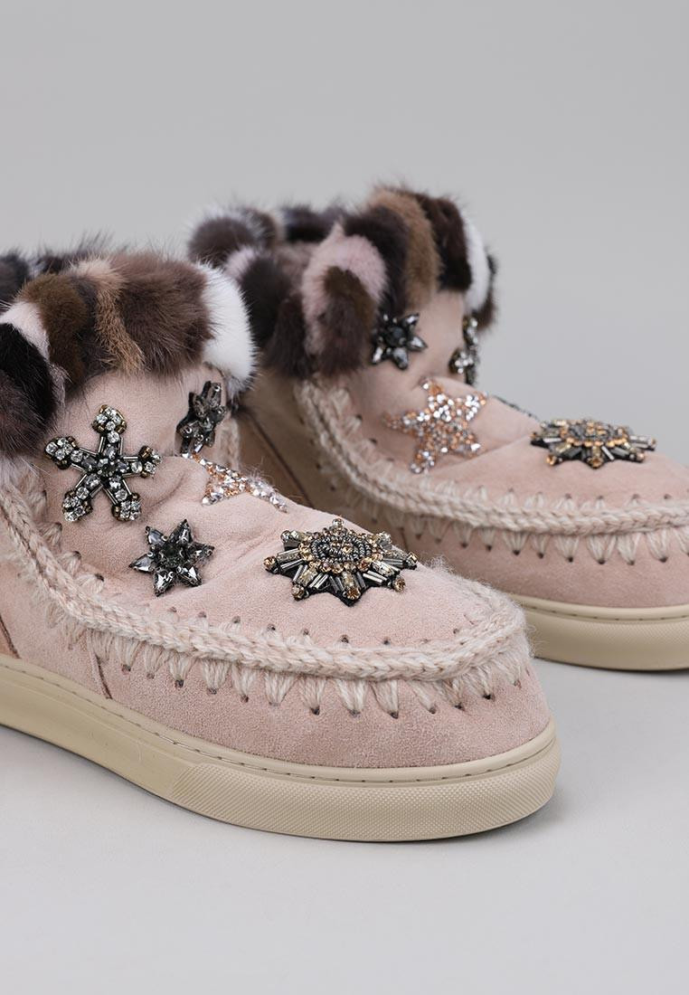 mou-sneaker-star-patches&mink-fur-rosa