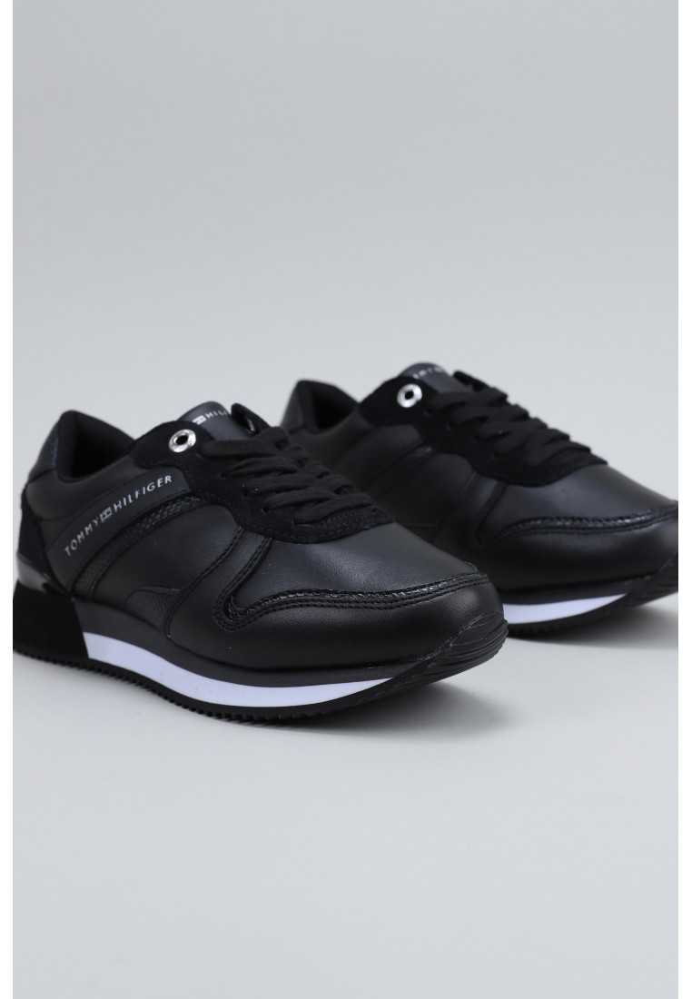 tommy-hilfiger-active-material-mix-sneaker-negro