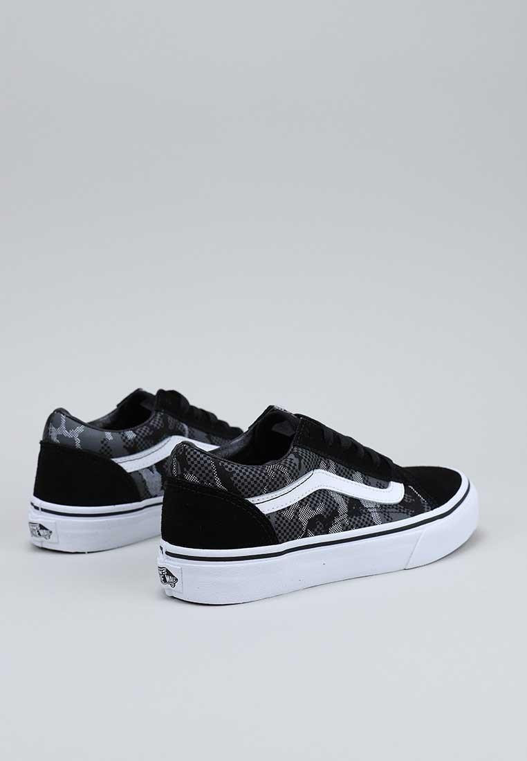 zapatos-para-ninos-vans-negro