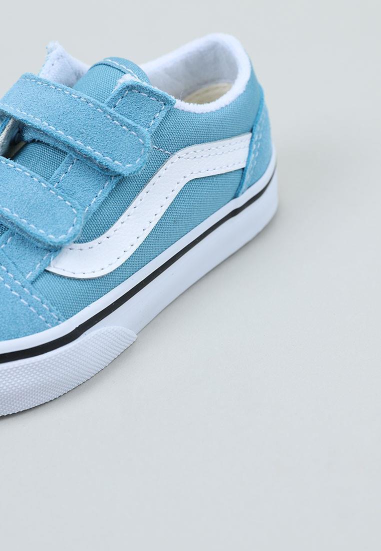 zapatos-para-ninos-vans-azul