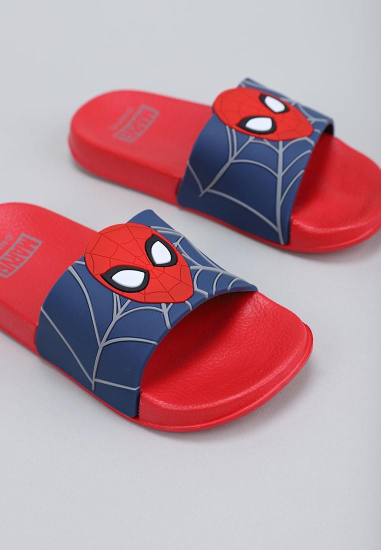 cerda-chancla-spiderman-rojo