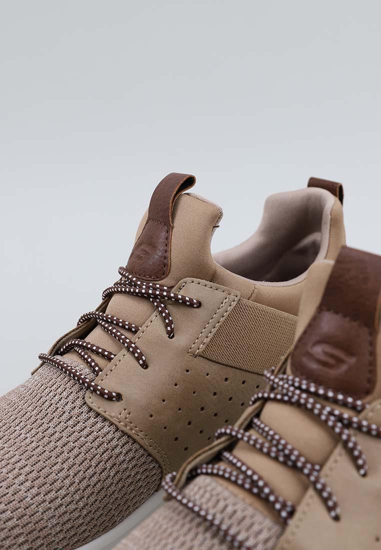 zapatos-hombre-skechers-beige