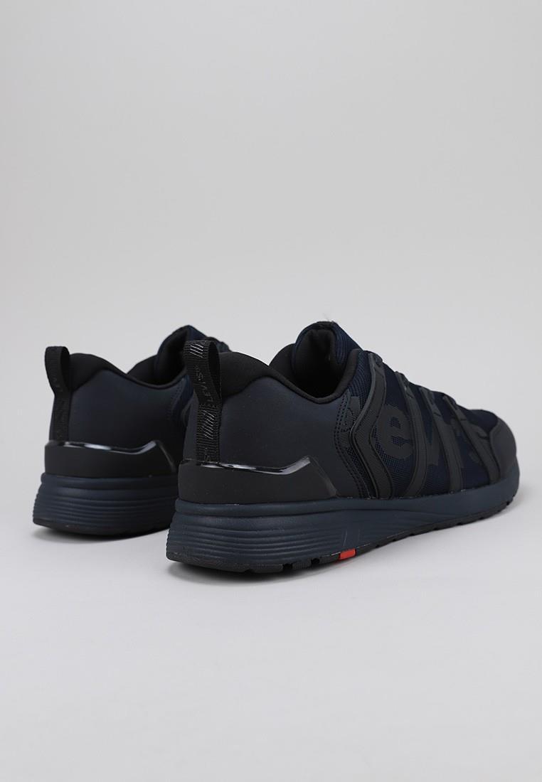 zapatos-hombre-levis-azul