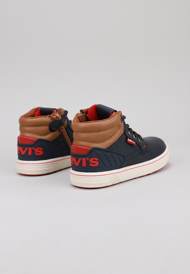 zapatos-para-ninos-levis-kids-footwear-azul marino