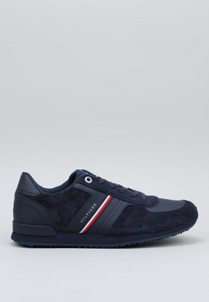 ICONIC SUEDE RUNNER