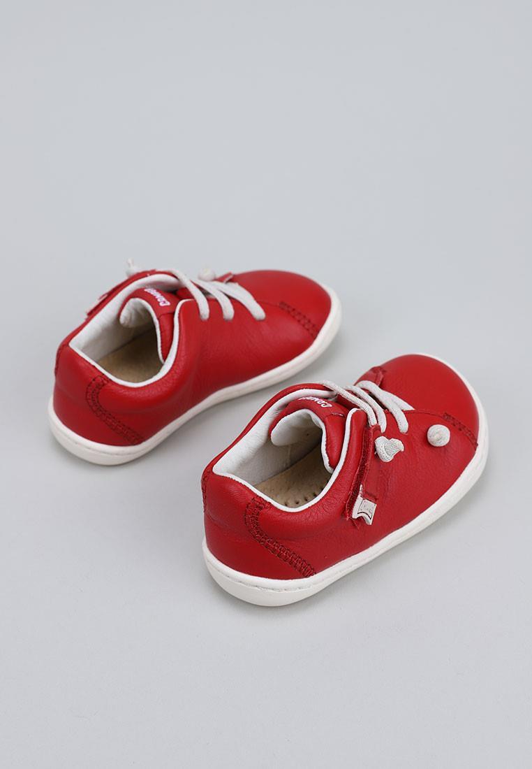 zapatos-para-ninos-camper-rojo
