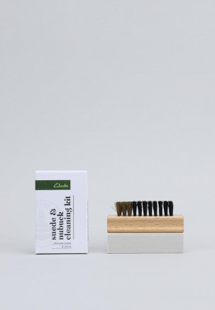 Suede and Nubuck Cleaning Kit