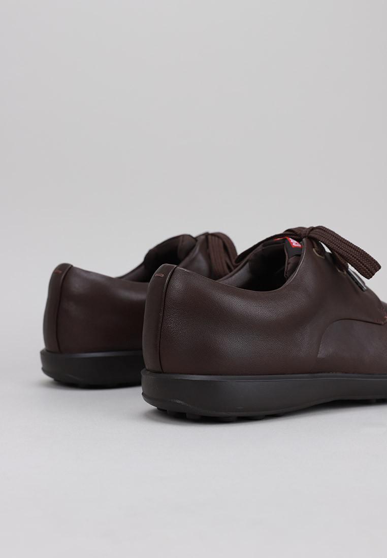 zapatos-hombre-camper-marrón