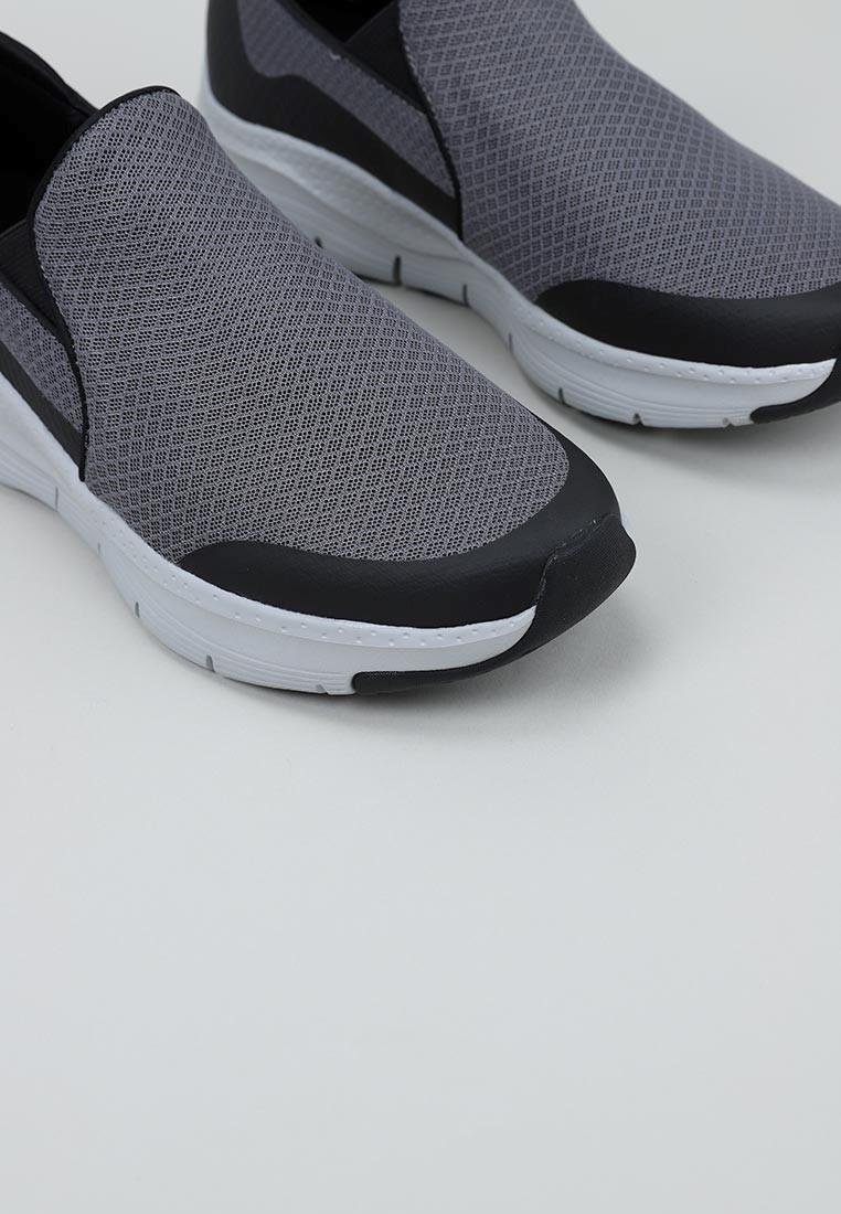 skechers-arch-fit-banlin-gris