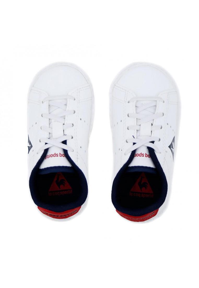 zapatos-para-ninos-le-coq-sportif-blanco