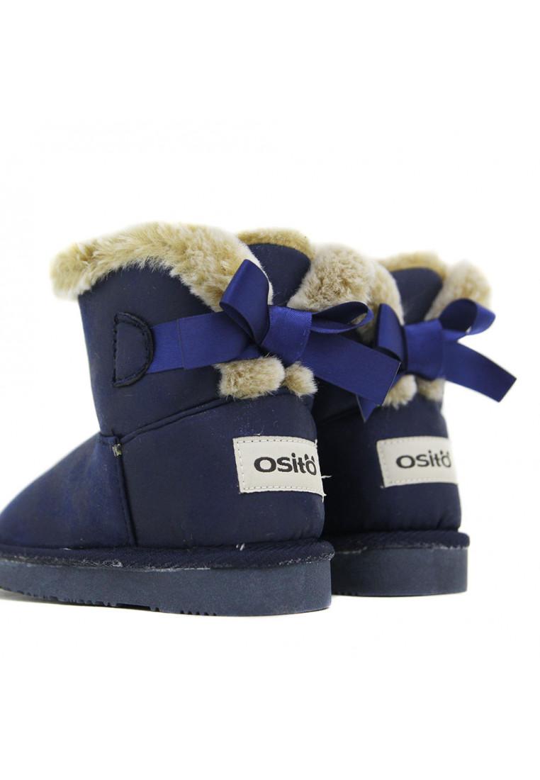 zapatos-para-ninos-osito-azul marino