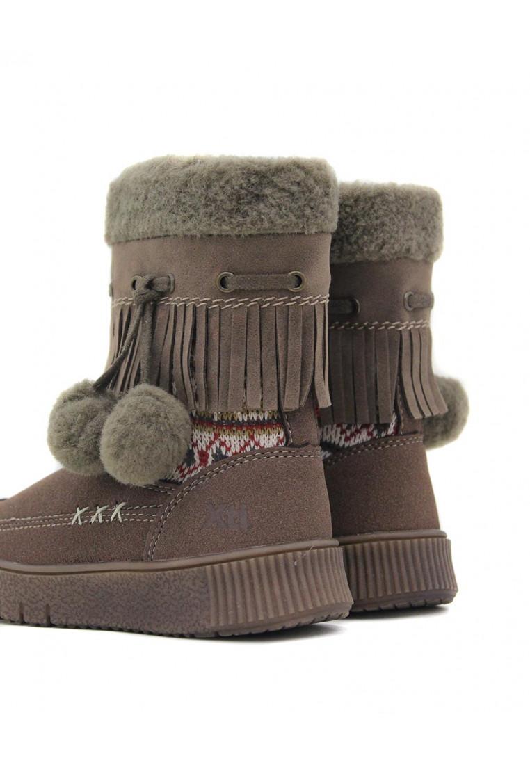 zapatos-para-ninos-x.t.i-kids-taupe