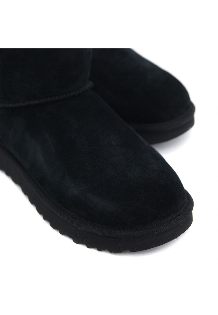 ugg-classic-short-sparkle-zip-negro