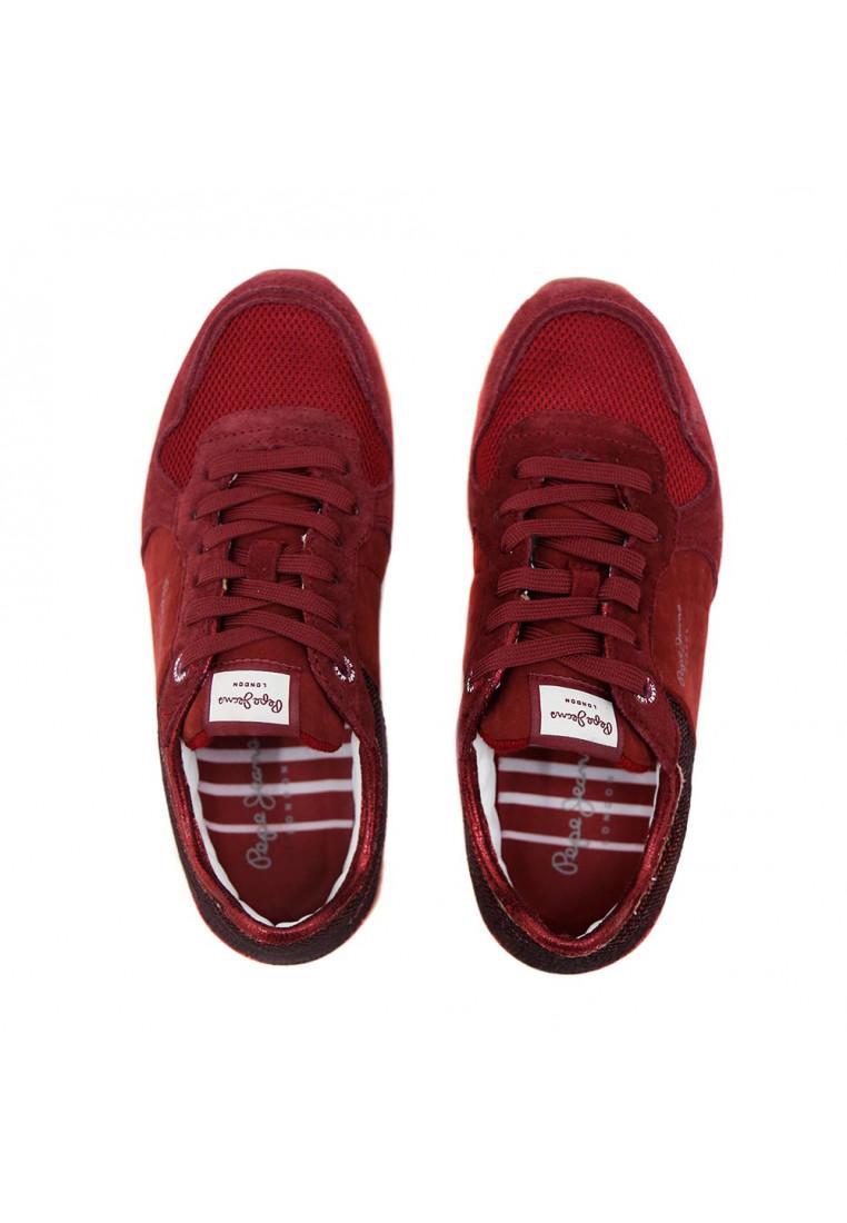 zapatos-de-mujer-pepe-jeans-burdeos