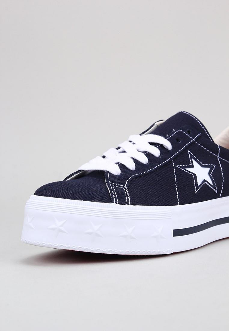 converse-one-star-platform---ox-azul marino